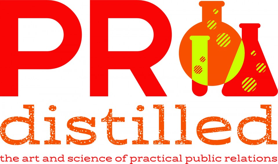 PR Distilled a conference for PR and Marketing Pros